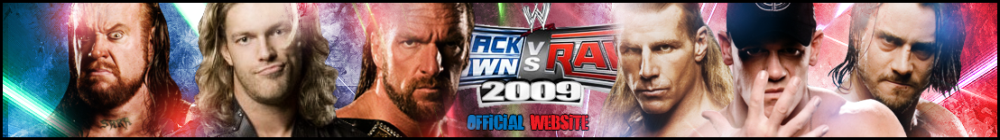 WWE Smackdown vs  Raw 2009 - Official Italian Site