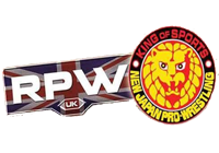 NJPW-RPW Strong Style Evolved UK