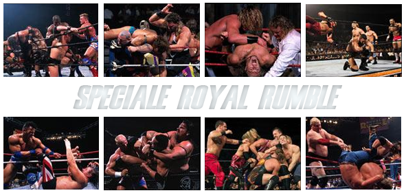 Speciale Royal Rumble