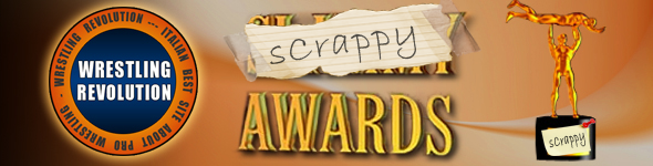 Wrestling Revolution - WR Scrappy Awards
