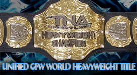 Unified GFW World Heavyweight Championship Title History