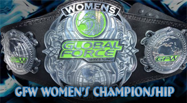 GFW Women's Championship Title History
