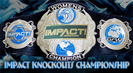 Impact Knockouts Championship Title History
