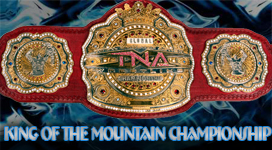 TNA King of the Mountain Championship Title History