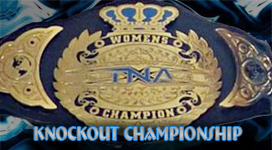 Impact Wrestling Knockout Championship Title History