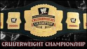 Cruiserwright Championship Title History