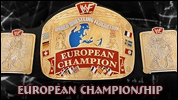 European Championship Title History