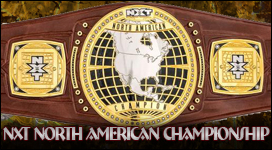 NXT North American Championship Title History