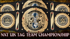 NXT UK Tag Team Championship Title History