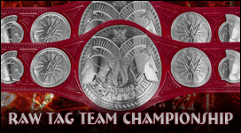 WWE Raw Tag Team Championship Title History