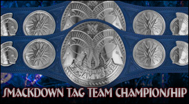 WWE SmackDown Tag Team Championship Title History