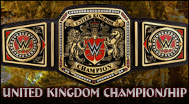WWE United Kingdom Championship Title History