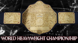 World Heavyweight Championship Title History