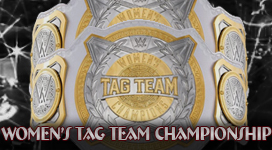 WWE Women's Tag Team Championship Title History