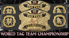 World Tag Team Championship Title History